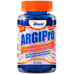 Argipro 60 Tabletes - Arnold Nutrition