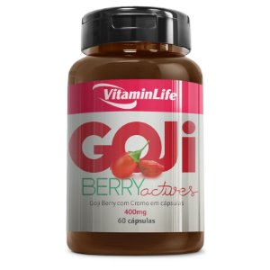 Goji Berry Actives 60 cáps - VitaminLife