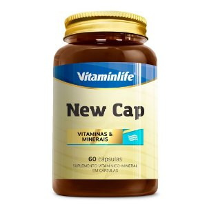 New Cap 60 cáps - VitaminLife