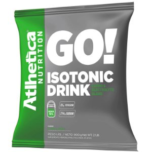 Isotonic Drink (900gr) - Atlhetica