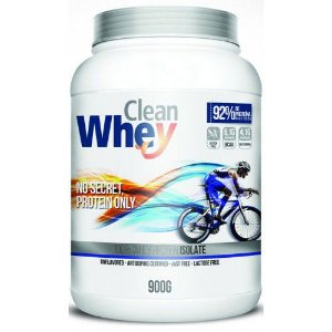 Clean Whey Isolado 900G - Glanbia