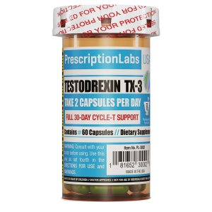 Testodrexin TX-3 - PrescriptionLabs