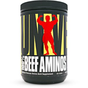 100% Beef Aminos (200 Tabs) - Universal