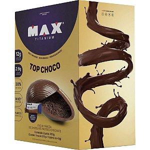 Ovo Páscoa Top Choco 250g - Max Titanium