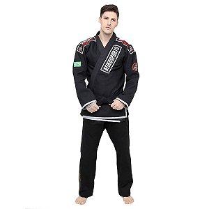 Kimono Série Limitada Preto - Keiko Sports
