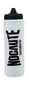 Squeeze Nocaute transparente 800 ml