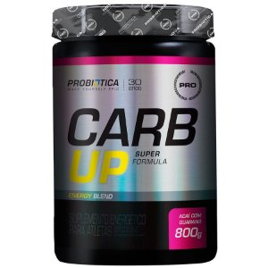 Carb Up Super Fórmula 800g - Probiotica