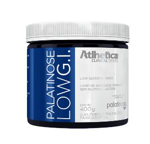 Palatinose Low G.I. 400g - Atlhetica