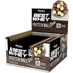 Best Whey Protein Ball- CX 12 UND 50g Cada - Atlhetica