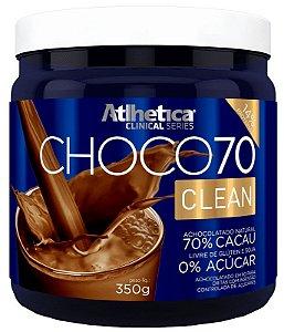 Choco 70 Clean- 350g - Atlhetica