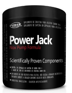 Power Jack Nox Pump (30 cápsulas) - Power Supplements