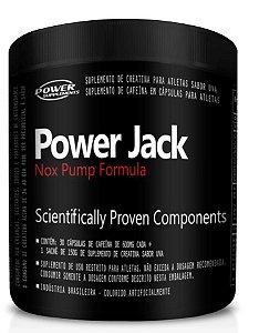 Power Jack Nox Pump (30 cápsulas) - Power Supplements