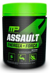 Assault 300g  Pré Treino - Muscle Pharm