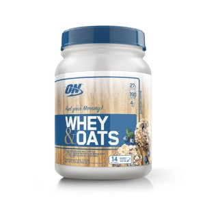 Whey e Oats 700g - Optimum Nutrition