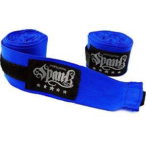 Bandagem Elástica 5 metros Azul - Spank