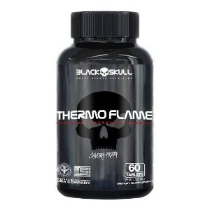 Thermo Flame 60 tabs - Black Skull