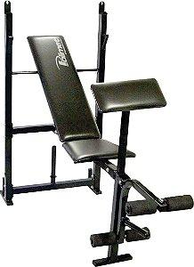 Academia Musculação Residencial Particular 6x1 - Polimet