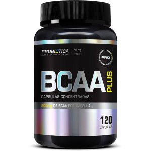 BCAA PLUS 120 caps - Probiotica