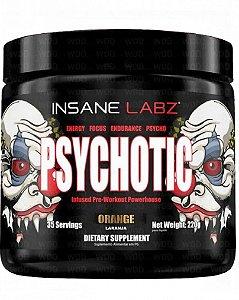Pré treino Psychotic 220g - Insane Labz
