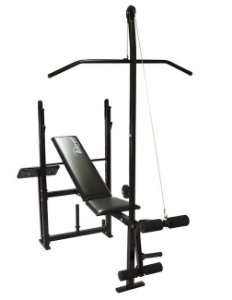Academia Musculação Residencial Particular 6x1 + Torre - Polimet