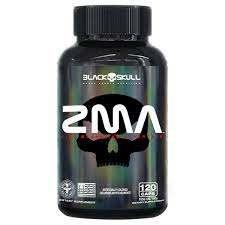 ZMA 120 caps - Blaack Skull