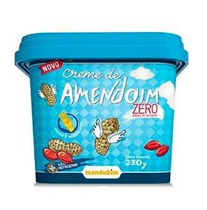 Creme de Amendoim zero 230g - Mandubim