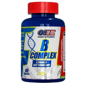 Complexo B 60 cápsulas - One Pharma