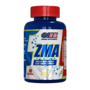 ZMA 90 cápsulas - One Pharma