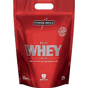 Nutri Whey Protein 1,8 kg - Integralmedica