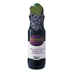 Suco de Uva Orgânico Uva`Só 1l