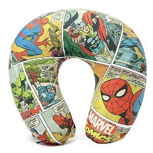 Almofada de Pescoço Marvel