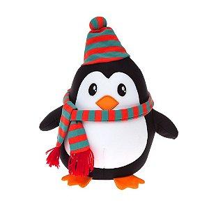 Almofada Funny Pinguim