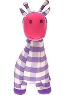Almofada Funny Girafa