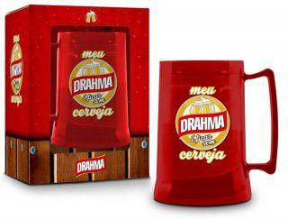 Caneco Congelável- Drahma Brahma 300ml