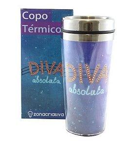Copo térmico Diva Absoluta