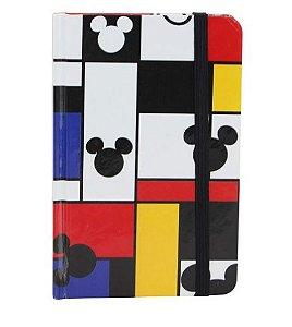 Bloco de Anotações Mickey Colors