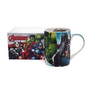 Caneca Marvel Dream Heróis