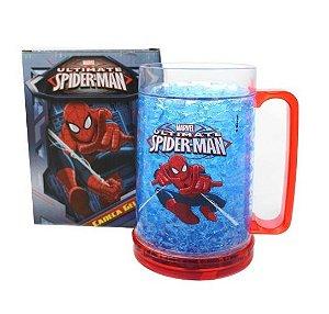 Caneco Congelável - Homem Aranha