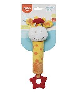 Mordedor Funny Girafinha