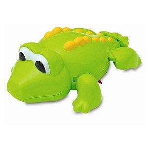 Crocodilo Treme Treme Aquático