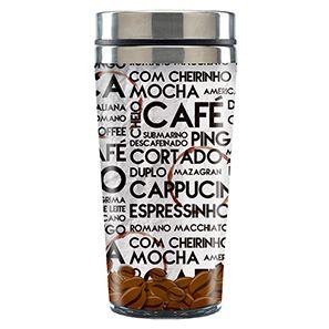 Copo Térmico Café de Várias Maneiras
