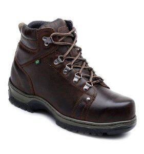Bota Adventure Masculina Couro Ranster Off Road Kaqui