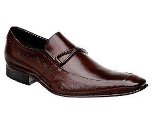 Sapato Social Bigioni Masculino Couro