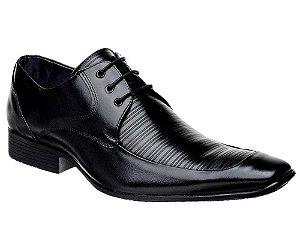 Sapato Social Bigioni Sola de Borracha Couro
