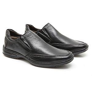 Sapato Torani Couro Comfort Preto
