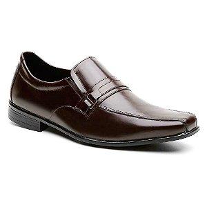 Sapato Masculino Torani Camberra Couro Marrom