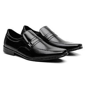 Sapato Masculino Torani Camberra Couro Preto