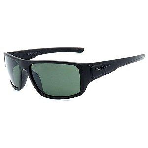Óculos de Sol Preto Masculino Torani