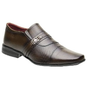 Sapato Social Masculino Torani Capri Preto ou Marrom