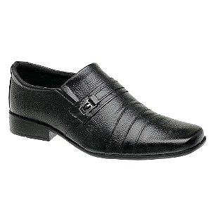 Sapato Torani Social Masculino Couro Statte Preto
